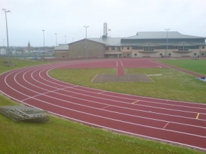 running track cleaning in Orkney kirkwall