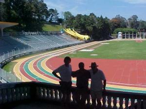 Mexico, Jalapa track