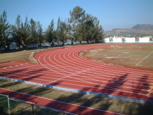 Mexico Tepic running track