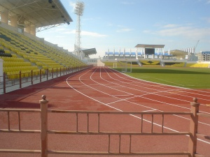 Moldova track