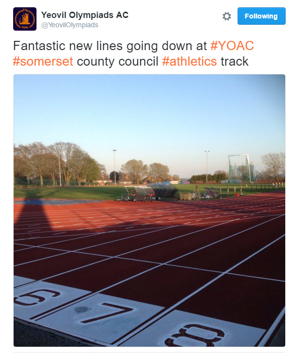 Yeovil tweet from AC